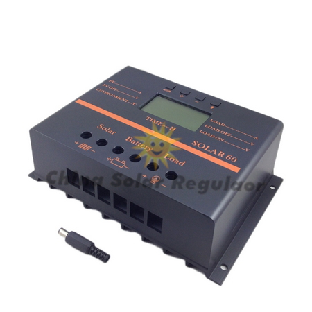 Solar60 60a Solar Charge Controller Usb Mobile Phone